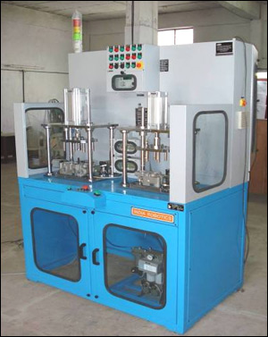 1 and 2 Cylinder Head Leakage Testing Machines