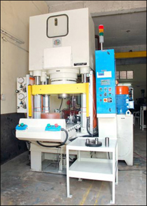 200 - T Planetory Carrier Pin Hydraulic Press