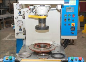 20 T - Wheel Rim Bearing Cage And Oil Seal Hydraulic Press