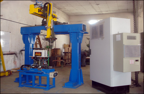 Auto Box 3 - Axis Gantry