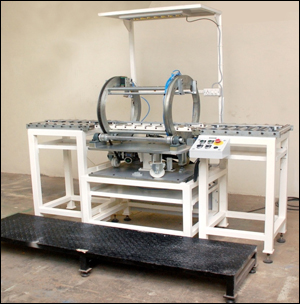 Turn Over Device & Roller Conveyors